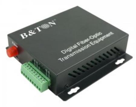 Chuyển đổi Quang-điện Audio Converter 1 kênh BTON BT-1A↑↓F-T/R