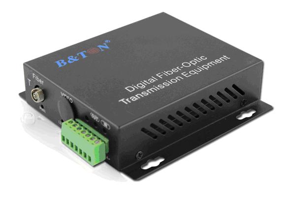 Chuyển đổi Quang-điện Audio Converter 1 kênh BTON BT-1AF-T/R