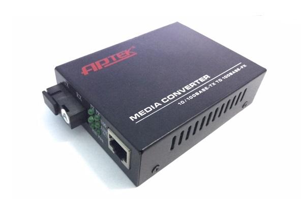 Chuyển đổi quang điện tử Truyền thông ApTek AP100-20B