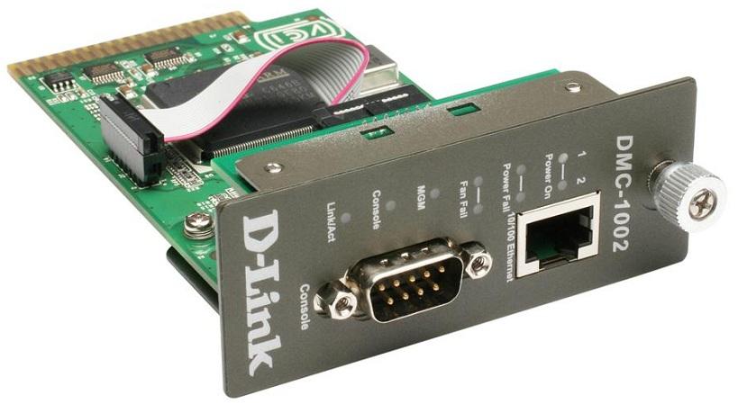 Mô-đun quản lý SNMP cho DMC-1000 D-Link DMC-1002