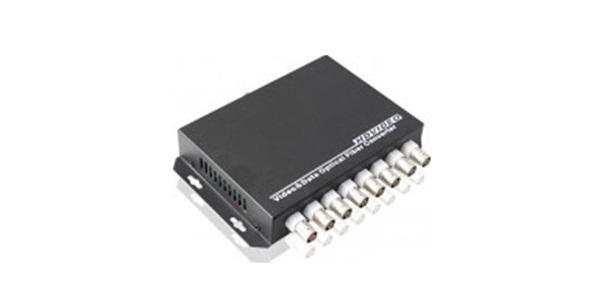 Chuyển đổi video HDTEC chuyển đổi 8 cổng BNC + Dữ liệu RS485 Cho Camera Analog