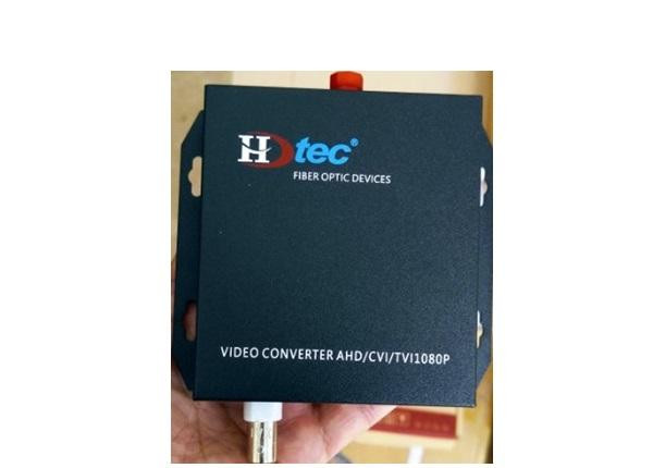 Chuyển đổi video Quang HDTEC Chuyển đổi video 1 Cổng BNC