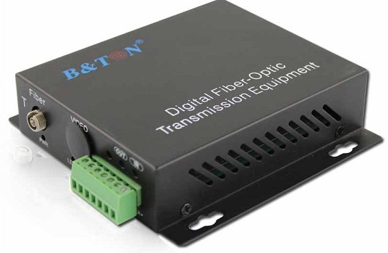 Bộ chuyển đổi quang Quang-điện RS485 / RS422 / RS232 BTON BT-S5F-40A / B