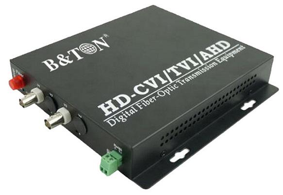 Chuyển đổi âm thanh Quang-điện tử và Âm thanh 2 Chuyển đổi âm thanh BTON BT-2V1D1AF-T / R