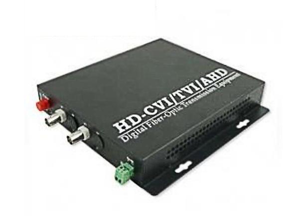 Chuyển đổi video chuyển đổi Quang-Điện 2 Chuyển mạng 2 NO-VCF 2VHD 1D-T / R