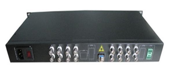 Bộ chuyển đổi video Quang-điện tử 16 Sang WINTOP YT-S16V ↑ -T / RF