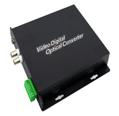 Bộ chuyển đổi video Quang-điện tử 2 bộ WANGOP YT-S2V ↑ D 3-T / R