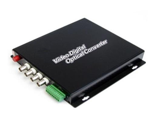 Bộ chuyển đổi video Quang-điện tử 4 Sang WINTOP YT-S4V 1D 3-T / RF