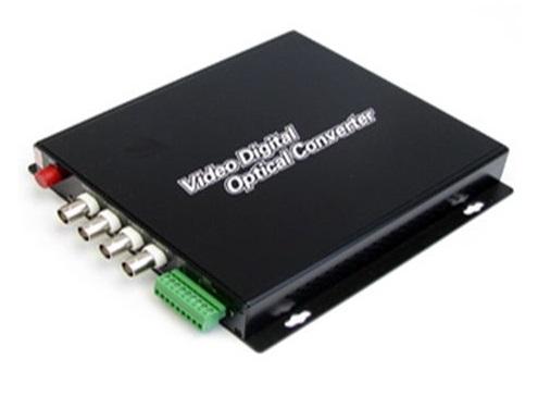 Bộ chuyển đổi video Quang-điện tử 6 Đổi WINTOP YT-S6V ↑ -T / RF