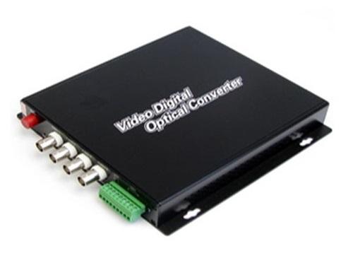 Bộ chuyển đổi video Quang-điện tử 6 Đổi WINTOP YT-S6V 1D 3-T / RF