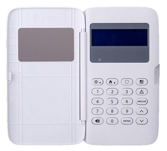 Bàn phím điều khiển thiết bị trung tâm không dây DAHUA ARK20C-MW