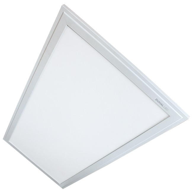High quality LED lamp with ceiling plate 64W DUHAL DGA205