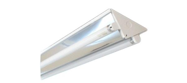 Đèn công nghiệp chữ V 2x9W DUHAL DDK 220
