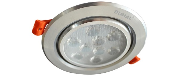 Đèn LED chiếu điểm âm trần 9W DUHAL DFA209