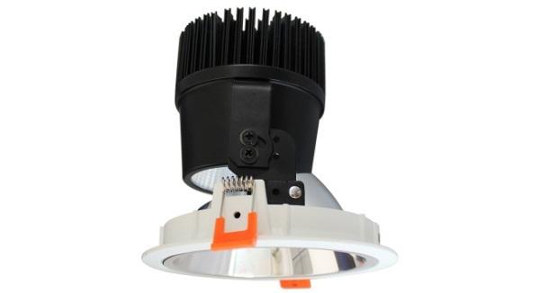 Đèn LED Downlight chiếu điểm DUHAL DFA415