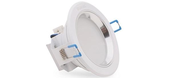 Đèn LED âm trần tán quang 9W DUHAL DFA509