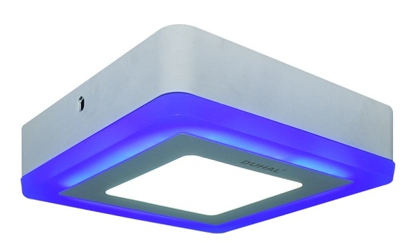 6W DUHAL DGB506B Color Panel LED