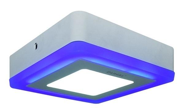 12W DUHAL DGB512B Color Panel LED