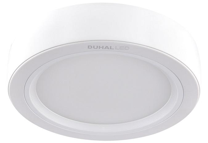 12W DUHAL DGT012N circular floating ceiling LED light