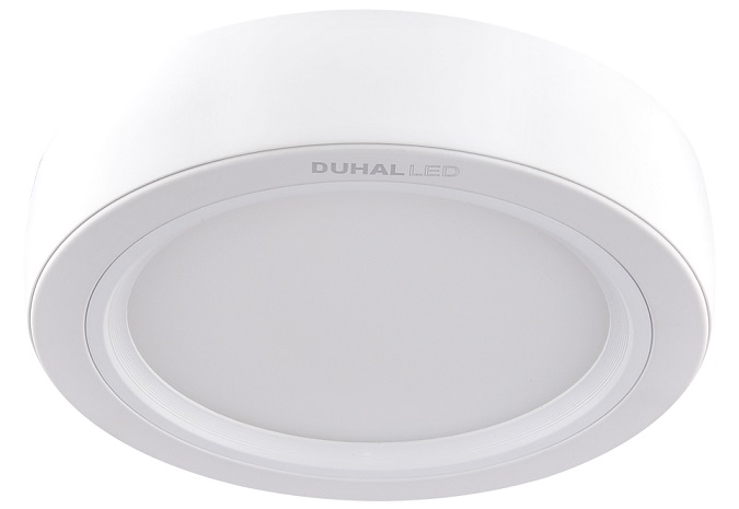Round floating ceiling LED 18W DUHAL DGT018N
