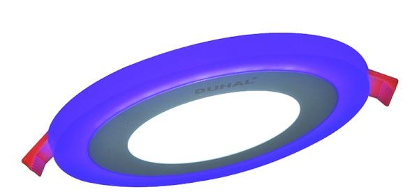 18W DUHAL DGT518B Color Panel LED
