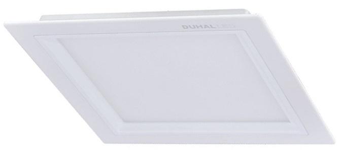 12W DUHAL DGV012AN square LED ceiling light