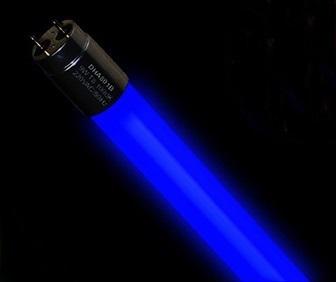 18W DUHAL DHA803B blue tube LED light bulb