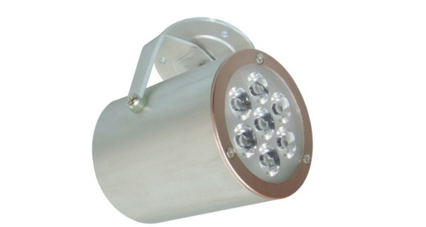 7W DUHAL DIB802 ceiling mount LED spotlight
