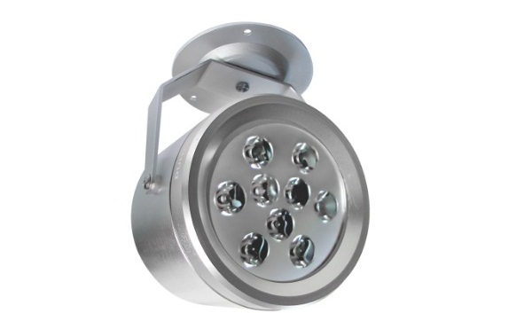 9W DUHAL DIB803 ceiling mount LED spotlight