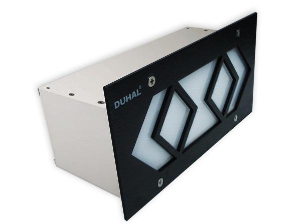 Đèn LED âm sàn 5W DUHAL DKA012