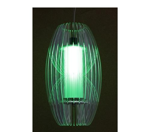 Đèn LED treo thả 9W DUHAL DTT001