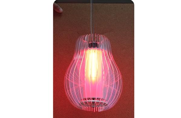 Đèn LED treo thả 6W DUHAL DTT002