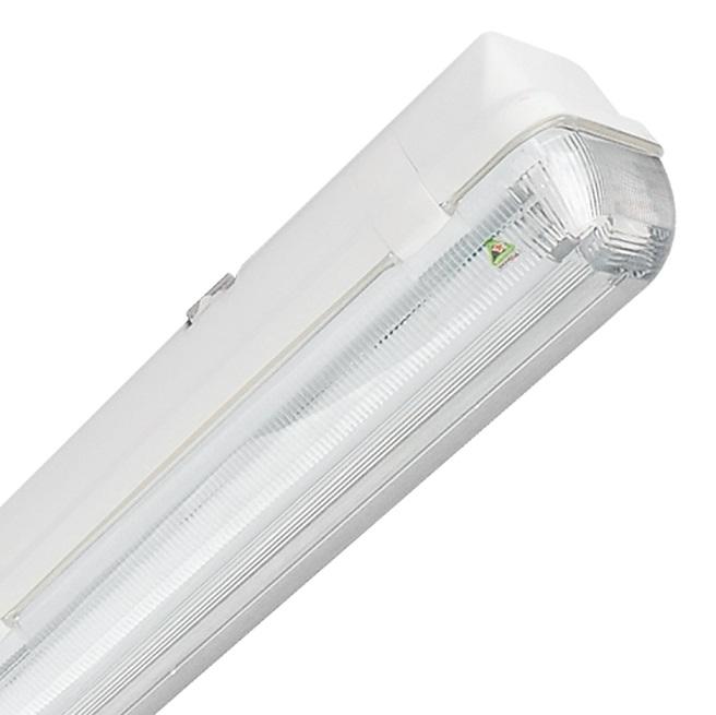 Đèn LED chống thấm 2x9W DUHAL LSI 220