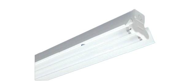 Đèn công nghiệp chóa sơn tĩnh điện 2x9W DUHAL LTH220