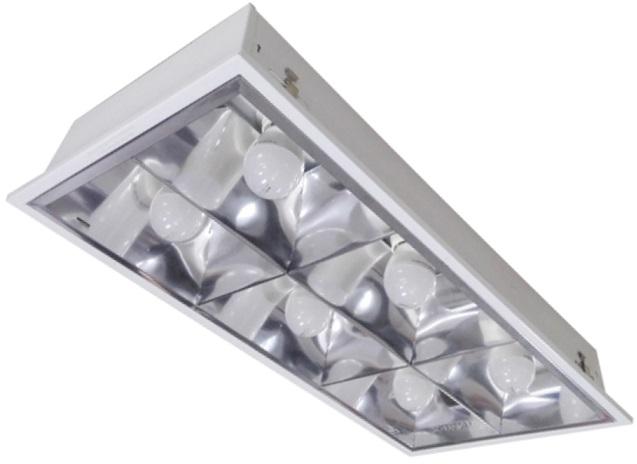 Máng đèn LED âm trần 30W DUHAL PQX605