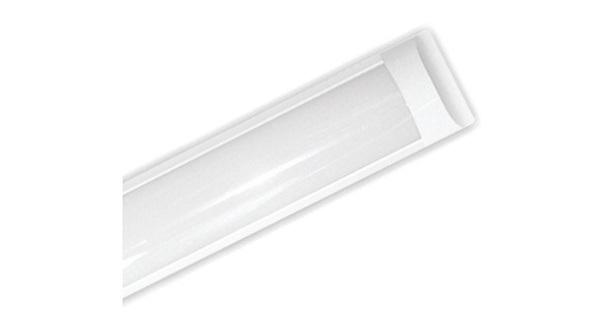 Đèn LED ốp trần chụp mica 40W DUHAL SLLD840
