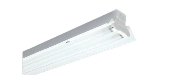 Đèn công nghiệp chóa quang 2x28W DUHAL TDH 228