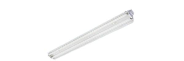 Đèn công nghiệp chóa sơn tĩnh điện 2x14W DUHAL TTH 214
