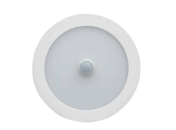 Đèn LED âm trần cảm ứng hồng ngoại 9W KAWALED DLS135-9W-T/V