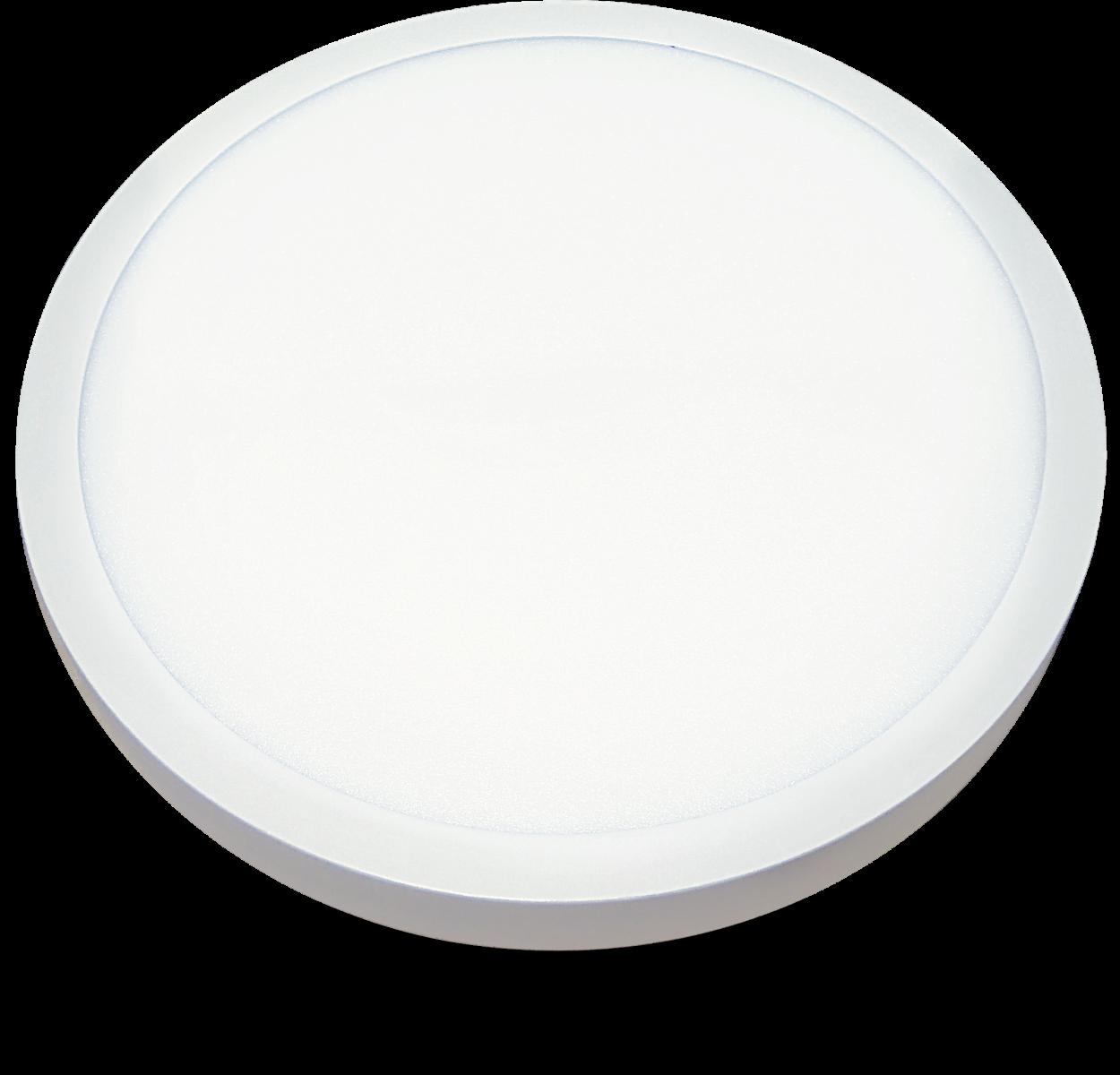Đèn Panel Ốp trần tròn 18W PL-R18M