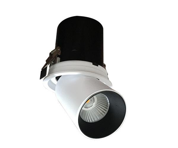 Đèn LED âm trần 15W VinaLED DL-PW15/DL-PB15