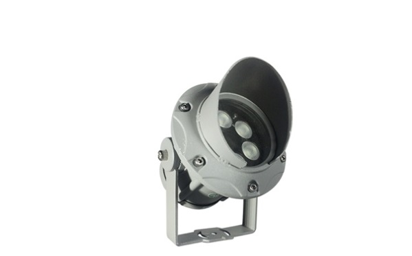 Multi-color 6W LED spotlight VinaLED OS-DG6R 24VAC (independent multicolor)