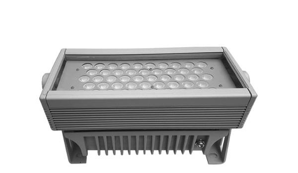 Đèn LED chiếu điểm đơn sắc 96W VinaLED OS-HG96