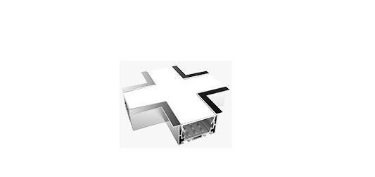 Đầu nối chữ X VinaLED XC-3555-A