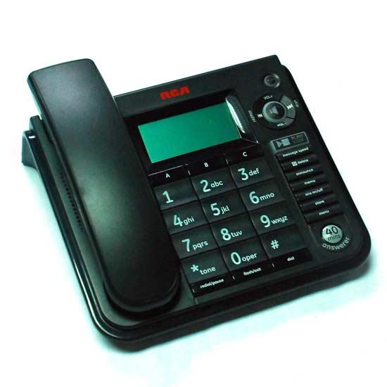 Điện thoại ghi âm lời nhắn RCA RT-5401