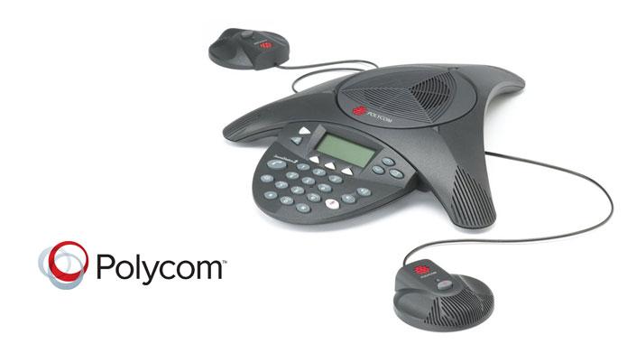 Điện thoại hội nghị Polycom SoundStation2 Expandable
