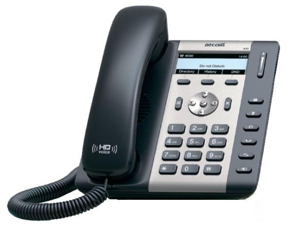 Điện thoại IP Wifi để bàn Atcom Rainbow A10W