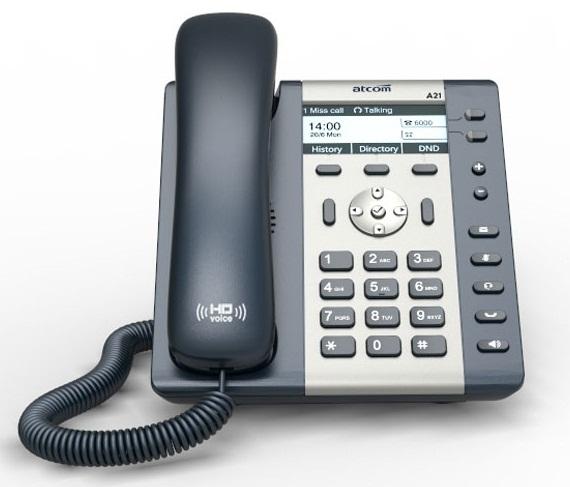 Điện thoại IP Atcom Rainbow A20