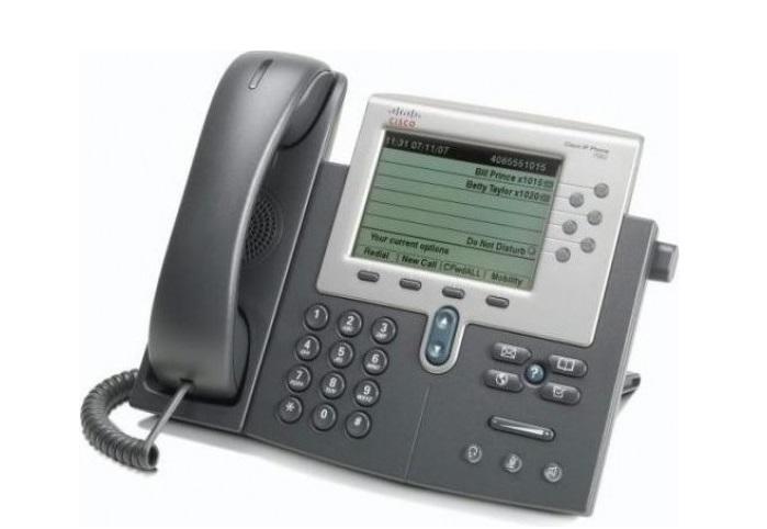 Điện thoại IP CP-7962G-CCME