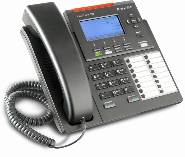 Điện thoại IP DrayTek VigorPhone 350